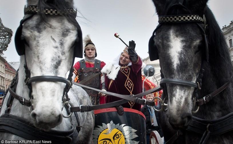 Orszak Trzech Króli; zdj. ilustracyjne /Bartosz Krupa /Reporter