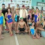 Oryginalne kreacje na Mistrzostwach Polski Aktorów w Pływaniu