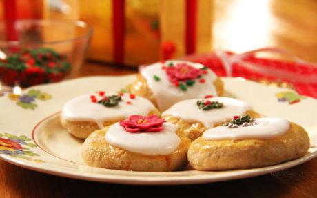 Orzechowe ciasteczka Jonathana Phanga /materiały prasowe