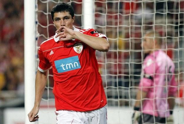 Oscar Cardozo - transferowe marzenie Liverpoolu /AFP