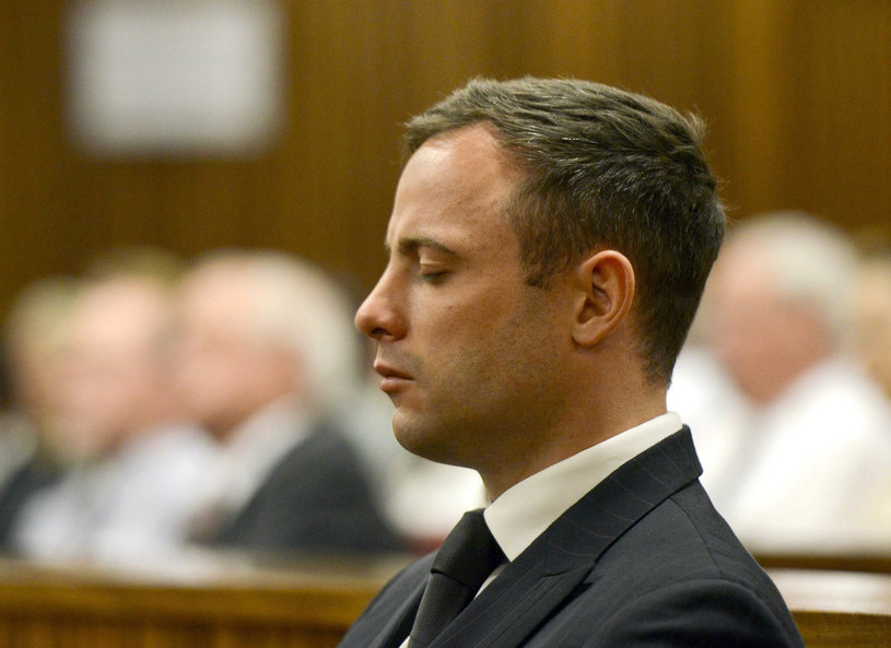 Oscar Pistorius /HERMAN VERWEY /East News