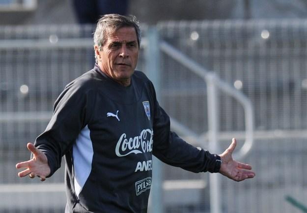 Oscar Tabarez /AFP