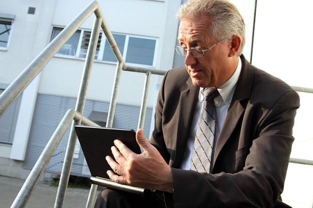 Osiągnięcie wieku emerytalnego daje ochronę przed utratą pracy /© Panthermedia