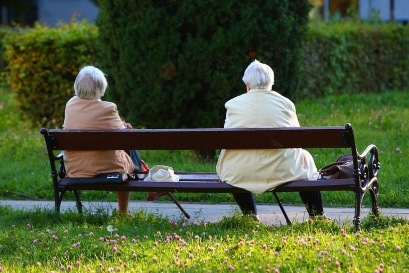 Osoby powyżej 65 lat będą stanowiły jedną trzecią populacji /Stanisław Kowalczuk /East News