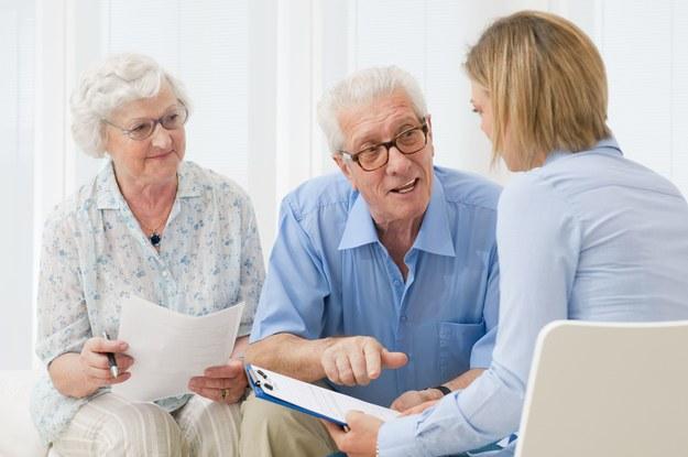 Osoby starsze są często pytane o wiek /123RF/PICSEL