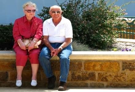 Osoby starsze także pozwalają sobie na odważne flirty w sieci | Patrick Moore /stock.xchng