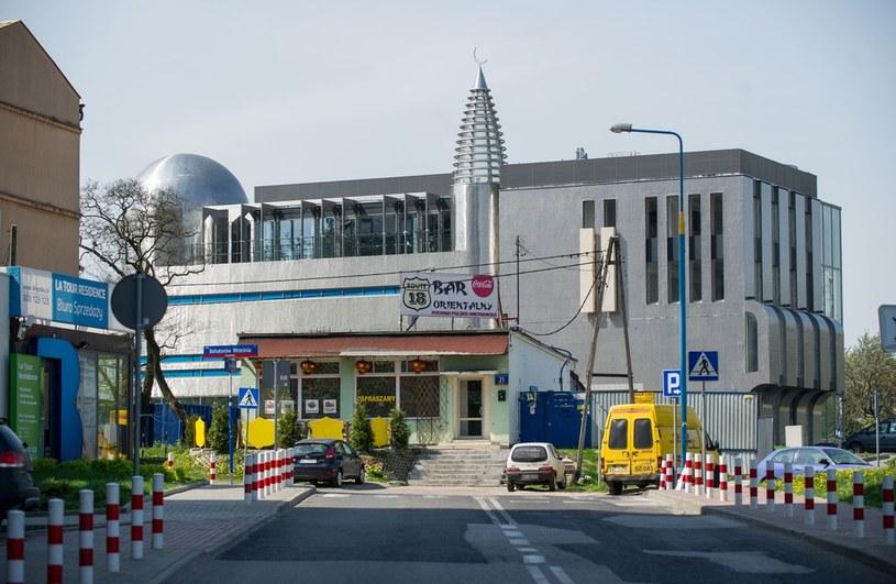 Ośrodek Kultury Muzułmańskiej na warszawskiej Ochocie /Bartosz Krupa /East News