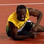 Ostatni bieg Usaina Bolta w Londynie. Kontuzja i ogromny dramat słynnego sportowca