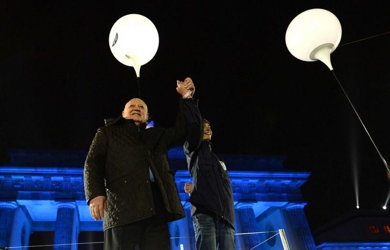 Ostatni przywódca ZSRR Michaił Gorbaczow /AFP