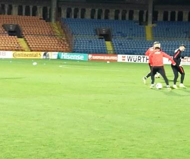 Ostatni trening Orłów przed Armenią. Wideo