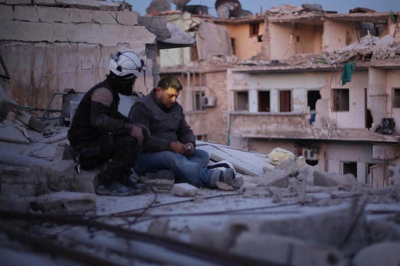 """""""Ostatni w Aleppo"""" to wstrząsający dokument, który zwyciężył 14. Millennium Docs Against Gravity /materiały prasowe"""