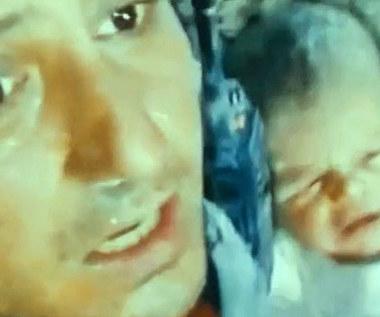"""""""Ostatni w Aleppo"""": Wyciągnął niemowlę spod gruzów"""