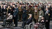 Ostatni weterani I wojny światowej na obchodach 90.  rocznicy