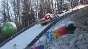 Ostatnie odliczanie na skoczni narciarskiej w Wiśle-Malince