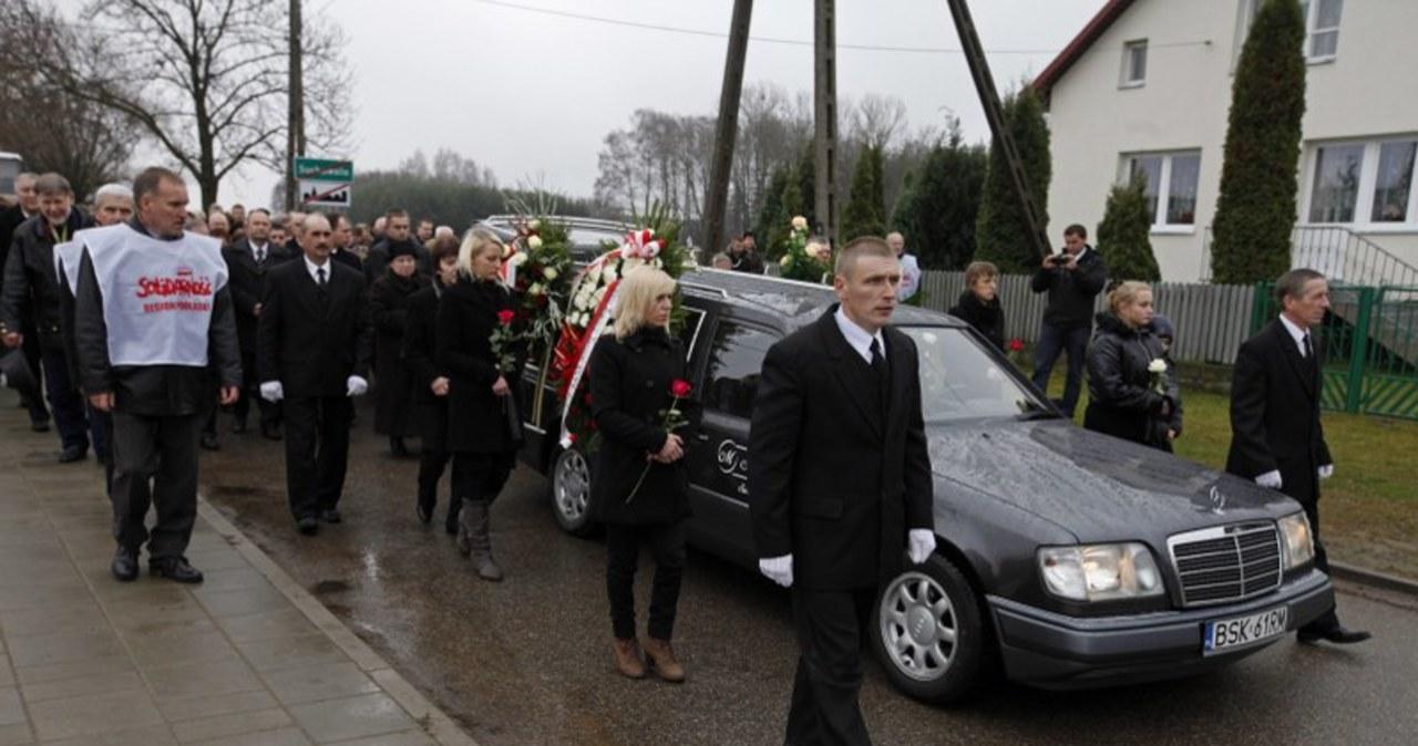 Ostatnie pożegnanie Marianny Popiełuszko
