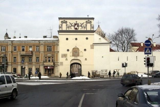 Ostra Brama w Wilnie /Agencja SE/East News