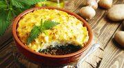 Ostre mielone pod pierzynką... z kartofli i… pokrzywy