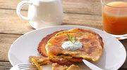 Ostre placuszki na śniadanie