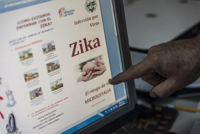 Ostrzeżenie przed wirusem Zika /East News