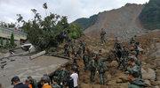 Osunięcie ziemi w Chinach. 32 osoby zaginione