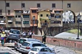Osunięcie ziemi we Florencji