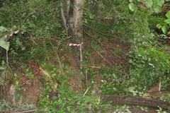 Osuwisko w Milówce wciąż niebezpieczne