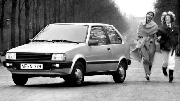 Oszczędna klasa 1000 /Nissan