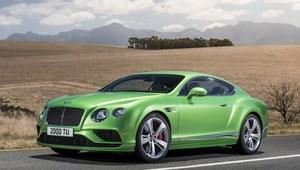 Oto Bentley Continental GT po face liftingu