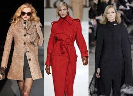 Oto modne płaszcze na jesien i zimę /East News/ Zeppelin