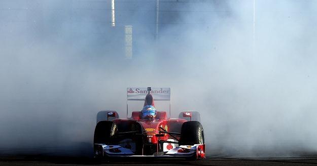 Oto najlepszy kierowca... /AFP