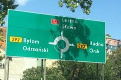 Oto największe rondo w Polsce!