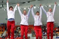 Oto nasi medaliści. Srebrne dziewczyny i chłopaki na brąz