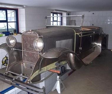Oto pierwsze polskie auto. Było tak dobre jak Rolls!