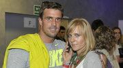 Oto Staszek Karpiel-Bułecka z żoną