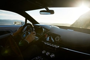 Oto wnętrze nowego Renault Alpine