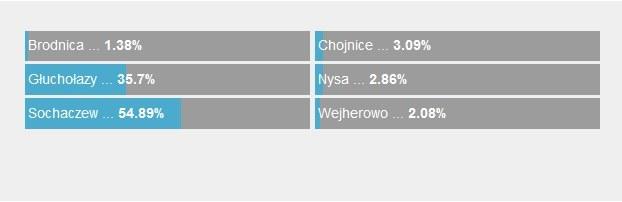 Oto wyniki głosowania! /RMF FM