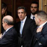 Otoczenie Donalda Trumpa boi się, że Michael Cohen zacznie sypać