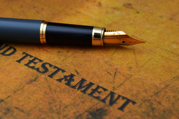 Otrzymanie spadku nie zawsze oznacza wzbogacenie się. /123/RF PICSEL