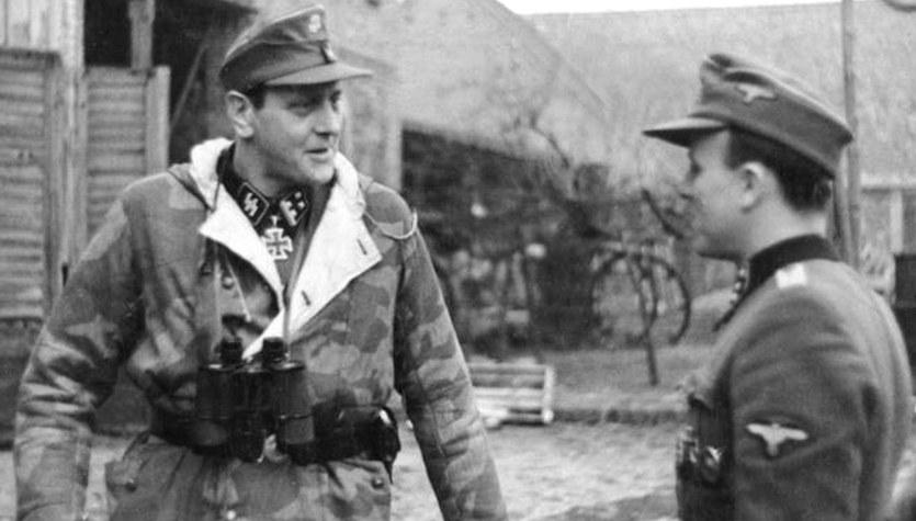 Otto Skorzeny w Ardenach. Postrach Aliantów