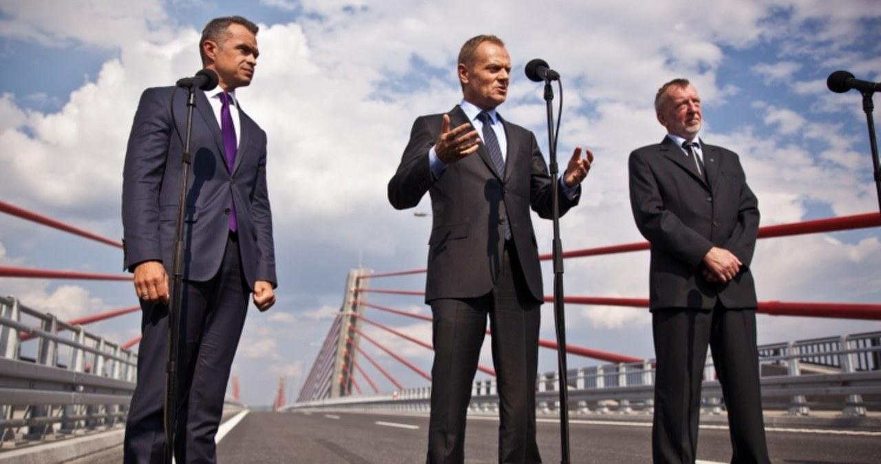 """Otwarto wyczekiwany od lat most na Pomorzu. """"Największy tego typu w Europie"""""""