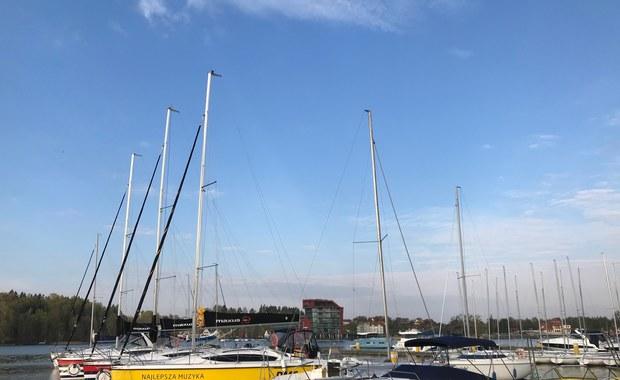Otwieramy sezon żeglarski w Mikołajkach!