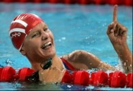 Otylia Jędrzejczak /AFP