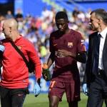 Ousmane Dembele chce wrócić do gry w dwa miesiące