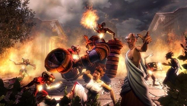 Overlord 2 to powrót do koncepcji z pierwszej części. Jednak teraz celem będzie Imperium Rzymskie /INTERIA.PL