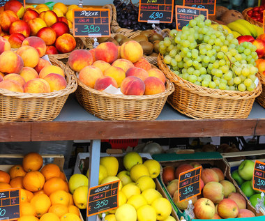 Owoce i warzywa najbardziej skażone pestycydami