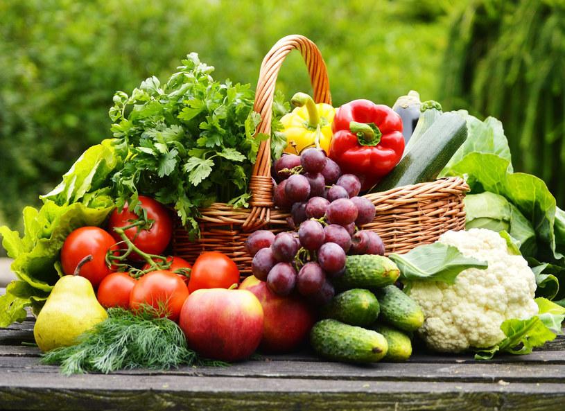 Owoce i warzywa to podstawa zdrowej diety /123RF/PICSEL