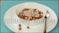 Owsianka czekoladowo-orzechowa - najlepsza na śniadanie