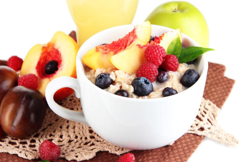 Owsianka - ulubione śniadanie gwiazd /materiały prasowe
