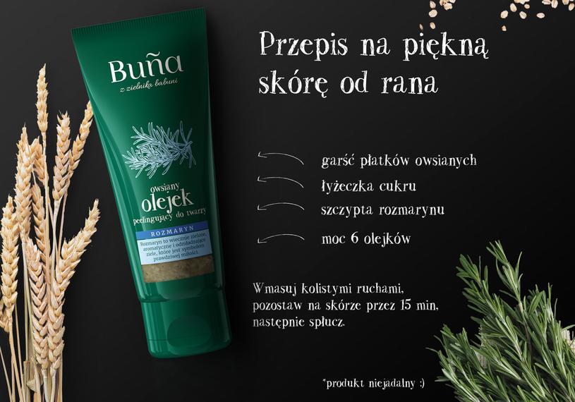 Owsiany olejek peelingujący /INTERIA.PL/materiały prasowe