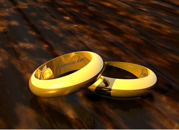 ozwody zdobywają ostatnio większą popularność niż zawieranie małżeństw.  /© Panthermedia